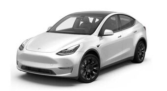 AUTOTINT technology  is smart glass (Electrionic Tinting Windows) designed for Tesla Model Y