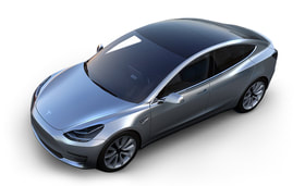 AUTOTINT technology  is smart glass (Electrionic Tinting Windows) designed for Tesla Model S